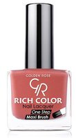 RICH COLOR NAIL LACQUERS 10.5ML-6