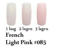 Revolution Gelpolish French Light Pink 085