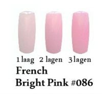 Revolution Gelpolish French Bright Pink 086