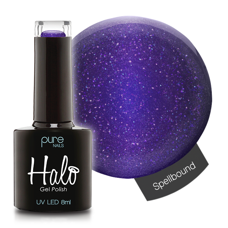 Halo Gel Polish 8ml Spellbound