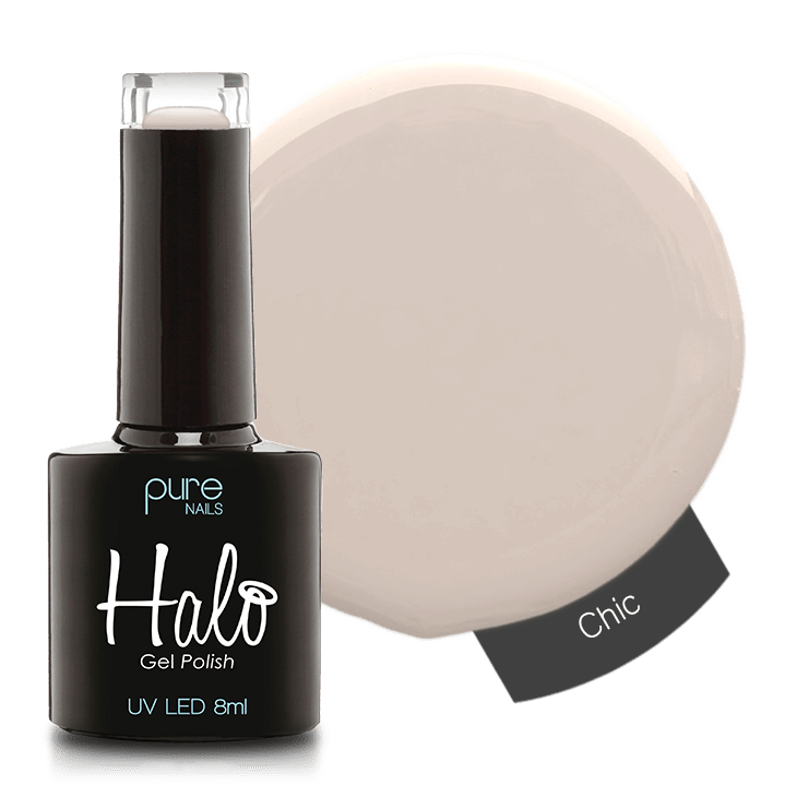 Halo Gel Polish 8ml Chic