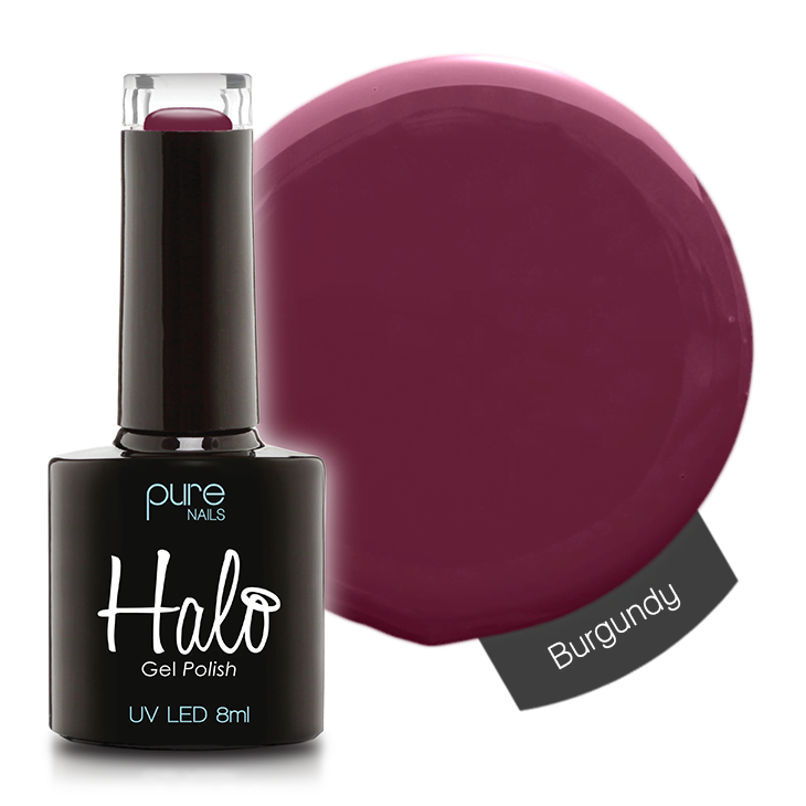 Halo 8ml Burgundy