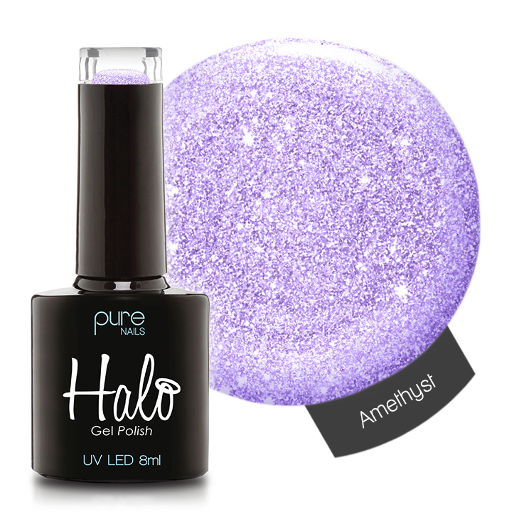 Halo 8ml Amethyst