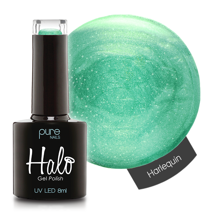 Halo Gel Polish 8ml Harlequin