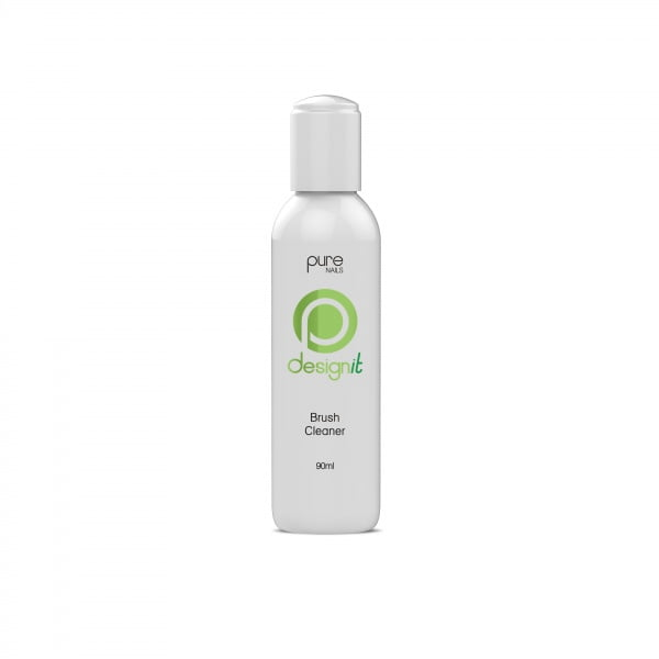 Pure Nails Brush Cleaner 90 Ml