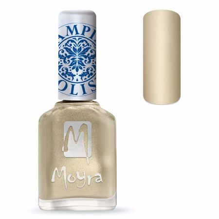 Moyra Stamping Nail Polish Sp09 Gold