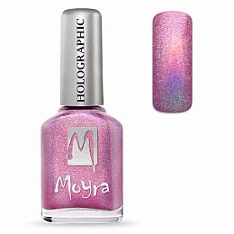 Moyra Holographic Effect Nail Polish 256 Orion