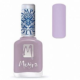 Moyra Stamping Nail Polish Sp16 Light Violet