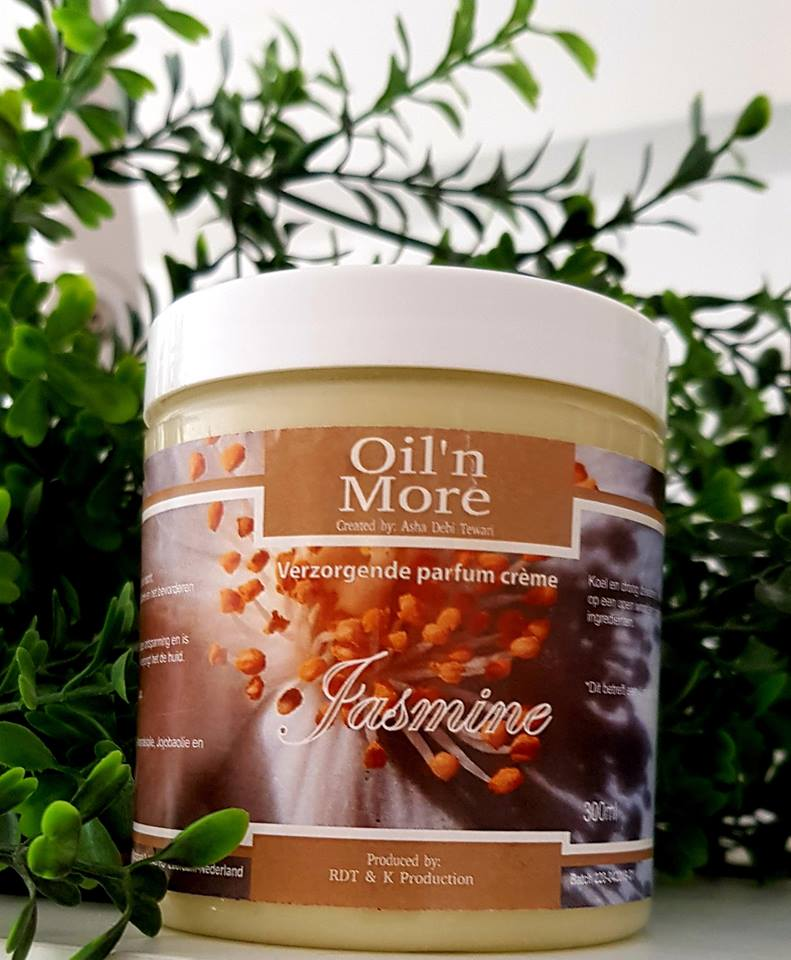 Oil 'n More Jasmine Limited Edition