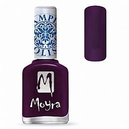Moyra Stamping Nail Polish Sp04 Purple