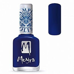 Moyra Stamping Nail Polish Sp05 Blue