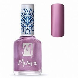 Moyra Stamping Nail Polish Sp10 Metal Rose
