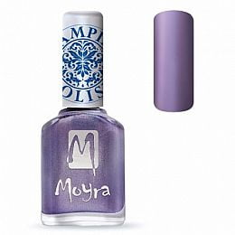 Moyra Stamping Nail Polish Sp11Metal Purple