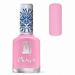 Moyra Stamping Nail Polish Sp19 Light Pink