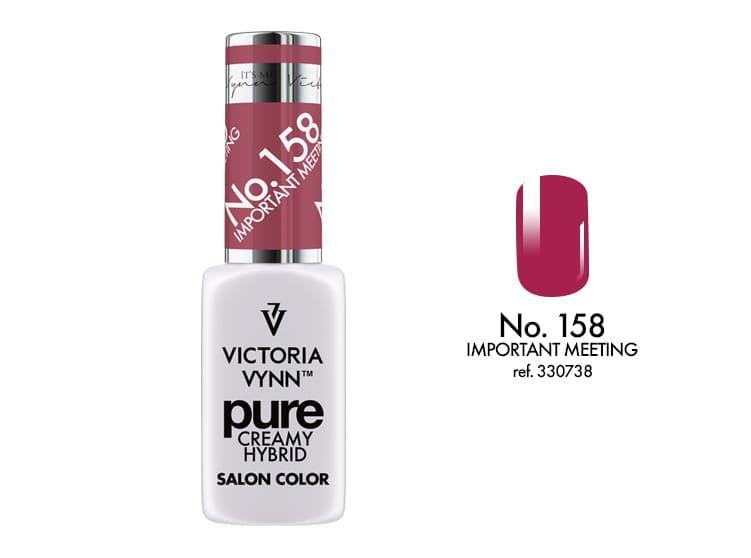 Victoria Vynn Gel Polish Pure 158