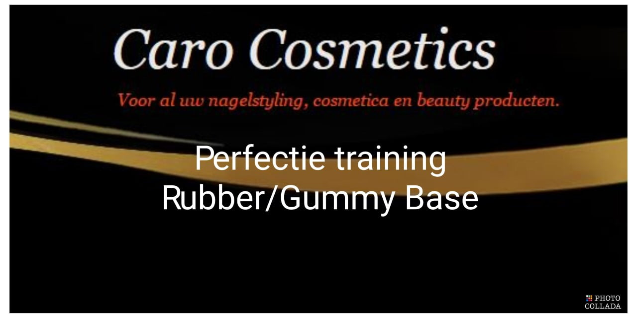 Perfectie Training Rubber/Gummy Base Verlenging