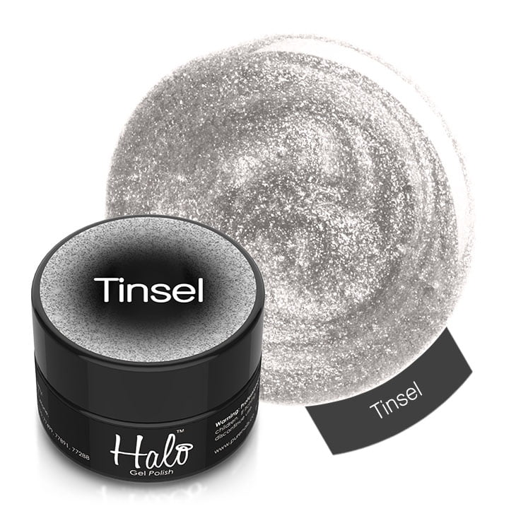 Halo Gel Polish Tinsel