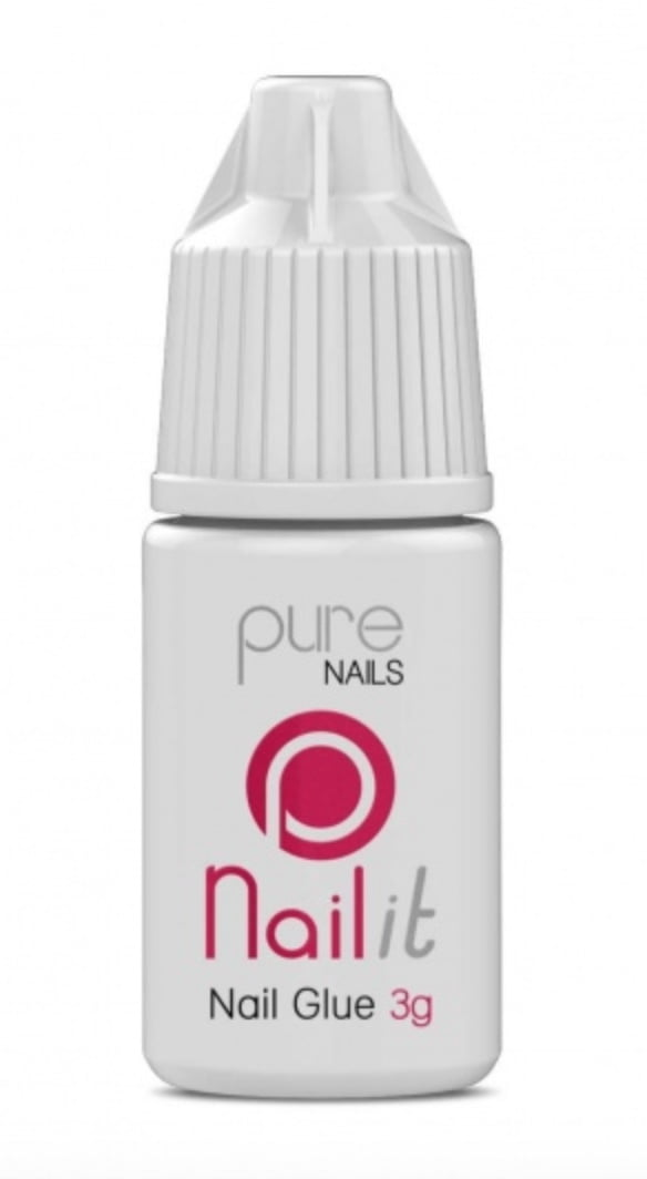 Pure Nails Brush On Nail Glue 3g