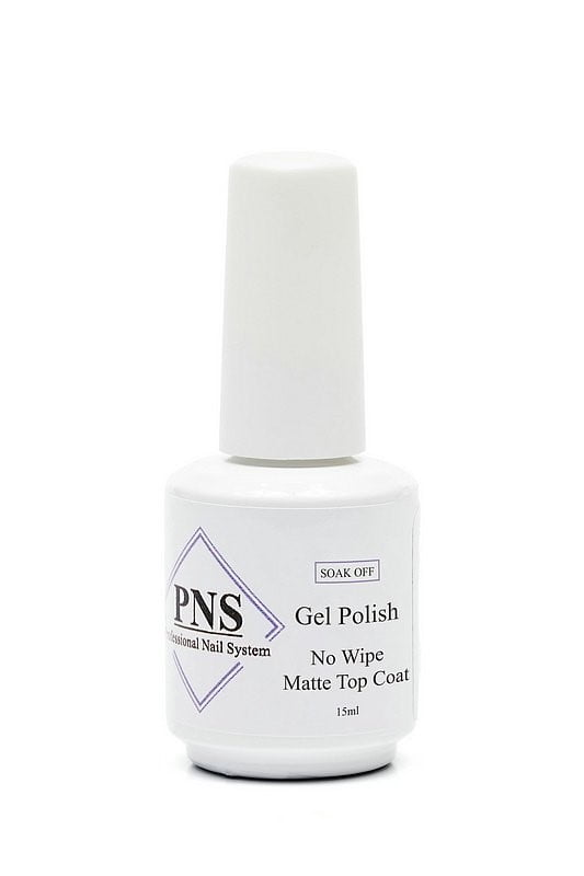 PNS No Wipe Matte Top Coat 15 Ml