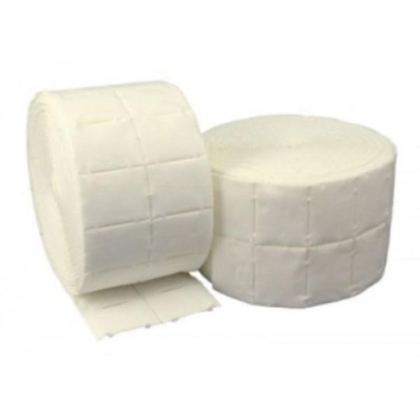 Cellulose Nail Wipes 2 X 500s Roll